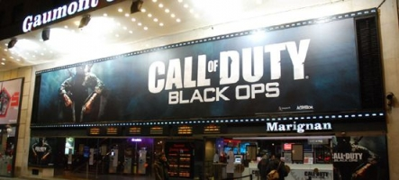 Soirée de lancement de Call of Duty Black Ops