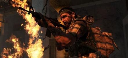 Du sexe et de l'érotisme pour ouvrir la boite de Call of Duty Black Ops