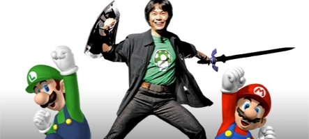 Quel est le Mario préféré de Shigeru Miyamoto ?