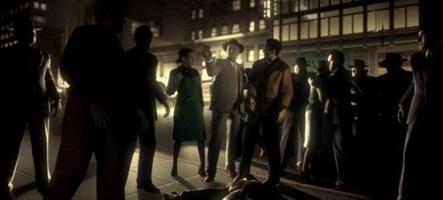 LA Noire : le polar façon Rockstar s'affiche en vidéo