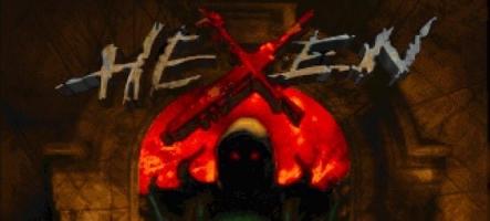 Hexen, un remake fait maison