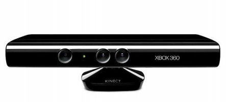 Un million de Kinect vendus aux USA