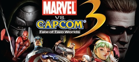 Une date pour Marvel VS Capcom : Fate of two Worlds