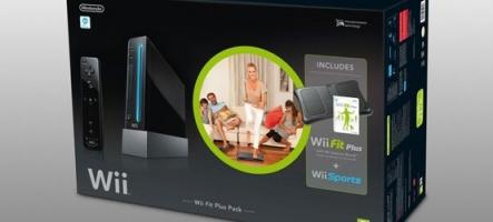 Nintendo vous fait maigrir à Noël avec un nouveau pack Wii Sports