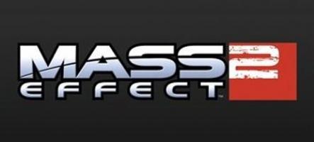 Quelques statistiques pour Mass Effect 2