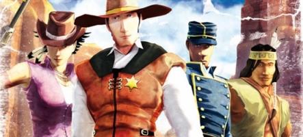 (Test) Western Heroes (Wii)