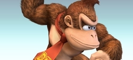 (Test) Donkey Kong Country Returns (Wii)