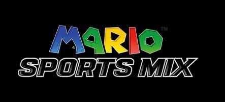 Une date pour Mario Sports Mix