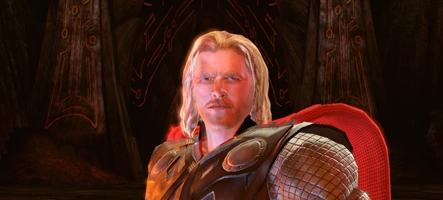Quelques nouvelles sur Thor : God of Thunder