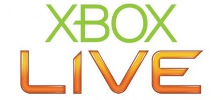 La moitié des inscrits sur le Xbox Live ont un abonnement gold
