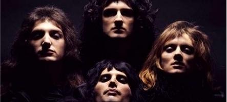 Rock Band 3 se fait Queen