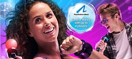 (Test) Singstar Dance (PS3)