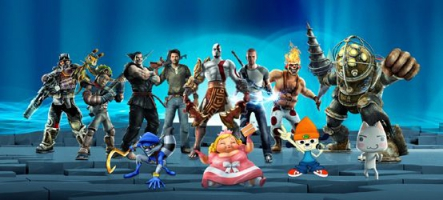 PlayStation All-Stars Battle Royale (PS3, PS Vita)