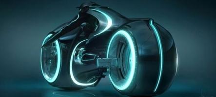 Daft Punk sortent un nouveau clip pour leur musique de Tron : L'héritage
