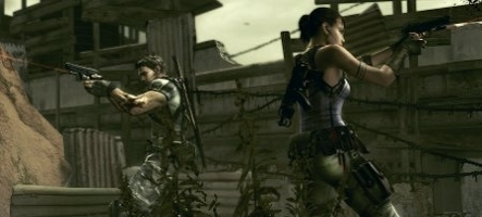 Resident Evil : Mercenaries permettra de tirer en marchant