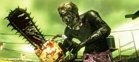 Nintendo 3DS : 4 premières images pour Resident Evil Mercenaries