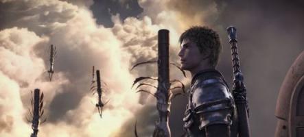 Final Fantasy XIV repoussé sur PS3