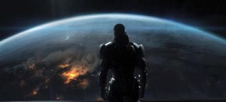 Mass Effect 3 dévoilé via une première bande annonce