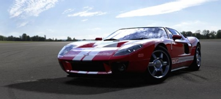 Forza Motorsport 4 utilisera Kinect, et dévoile ses premières images