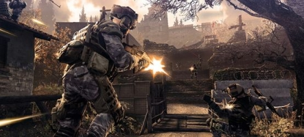 Warface, le MMO FPS de Crytek, sur Cry Engine 3