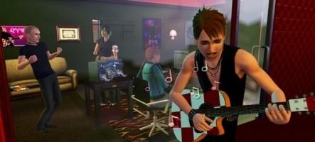 (Test) Les Sims 3 (DS)