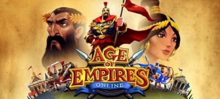 Obtenez une clef pour Age of Empires Online en version bêta