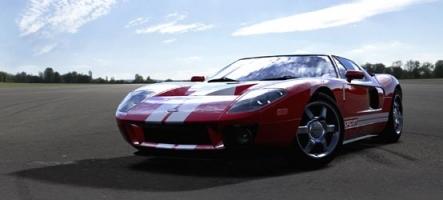 Microsoft vole les images d'un film pour sa bande-annonce de Forza 4