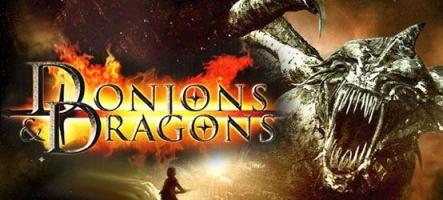 Un nouveau jeu Donjons & Dragons pour le printemps