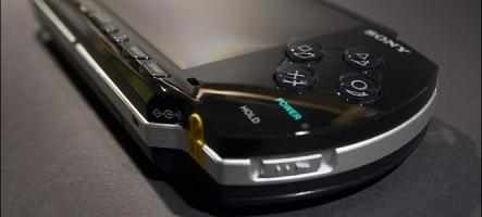 Un écran tactile pour la PSP 2 ?
