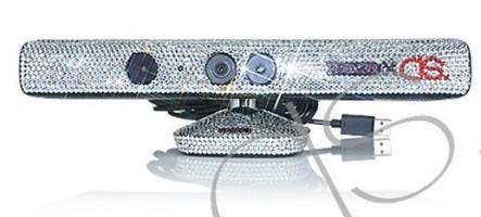 Un Kinect Swarovski à près de 500 euros