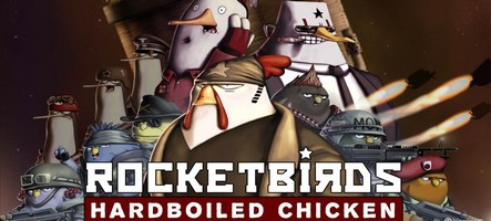 Rocketbirds Hardboiled Chicken (PS Vita)