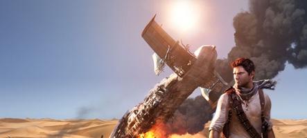Une seconde vidéo de gameplay pour Uncharted 3
