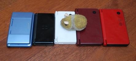 Hamsters d'Or 2010 : Elisez le meilleur jeu Nintendo DS de l'année