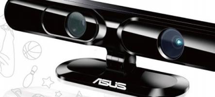 Asus va sortir un clone de Kinect pour PC
