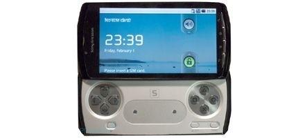 De nouvelles images du PlayStation Phone