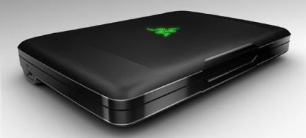 Razer lance Switchblade, un PC mobile pour le jeu vidéo