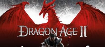 Un DLC pour la sortie de Dragon Age II