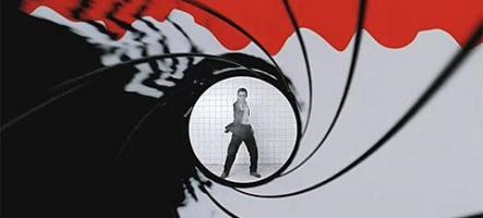 Un nouveau James Bond en jeu vidéo également
