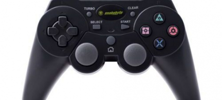 (Test) Snakebyte PS3 Wired Controller