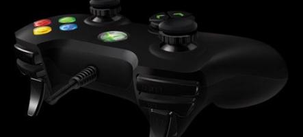 La manette Xbox 360 Razer Onza enfin disponible en précommande