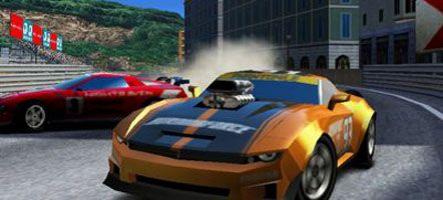 Ridge Racer revient sur Nintendo 3DS