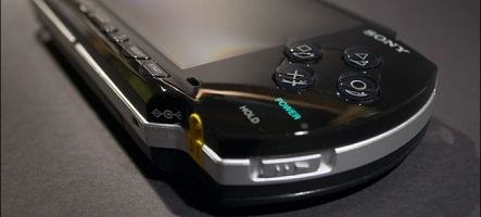 Une connexion 3G pour la PSP 2 ?