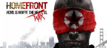 Pas de DLC pour Homefront sur PS3 à cause de Killzone 3