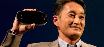 La PSP 2 Next Generation Portable annoncée par Sony
