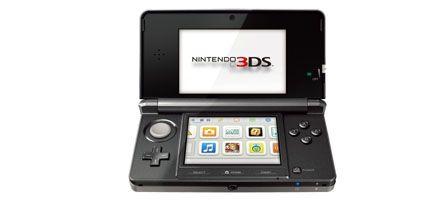 La 3DS aura l'accès au net, l'eshop et le transfer de jeux DSi uniquement en mai