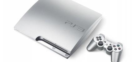 La PS3 Slim d'offre une couleur argent