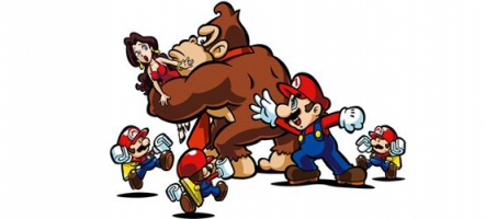 (Test) Mario vs Donkey Kong Pagaille à Mini-Land (DS)