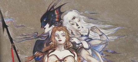 Square Enix annonce Final Fantasy IV: The Complete Collection sur PSP