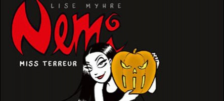 (BD) Nemi - Tome 3 : Miss Terreur