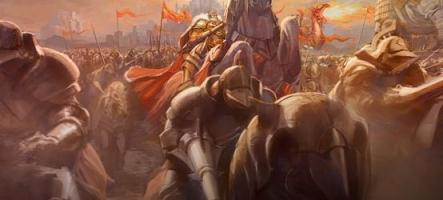 Coup d'arrêt pour Kings and Castles, le nouveau jeu de stratégie de Chris Taylor
